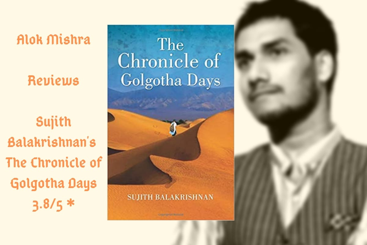The Chronicle of Golgotha Days novel review