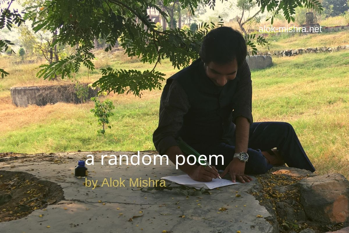 Poem By Alok Mishra Love Poetry