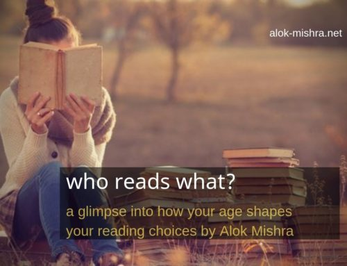 What Indian readers read at different ages? Opinion
