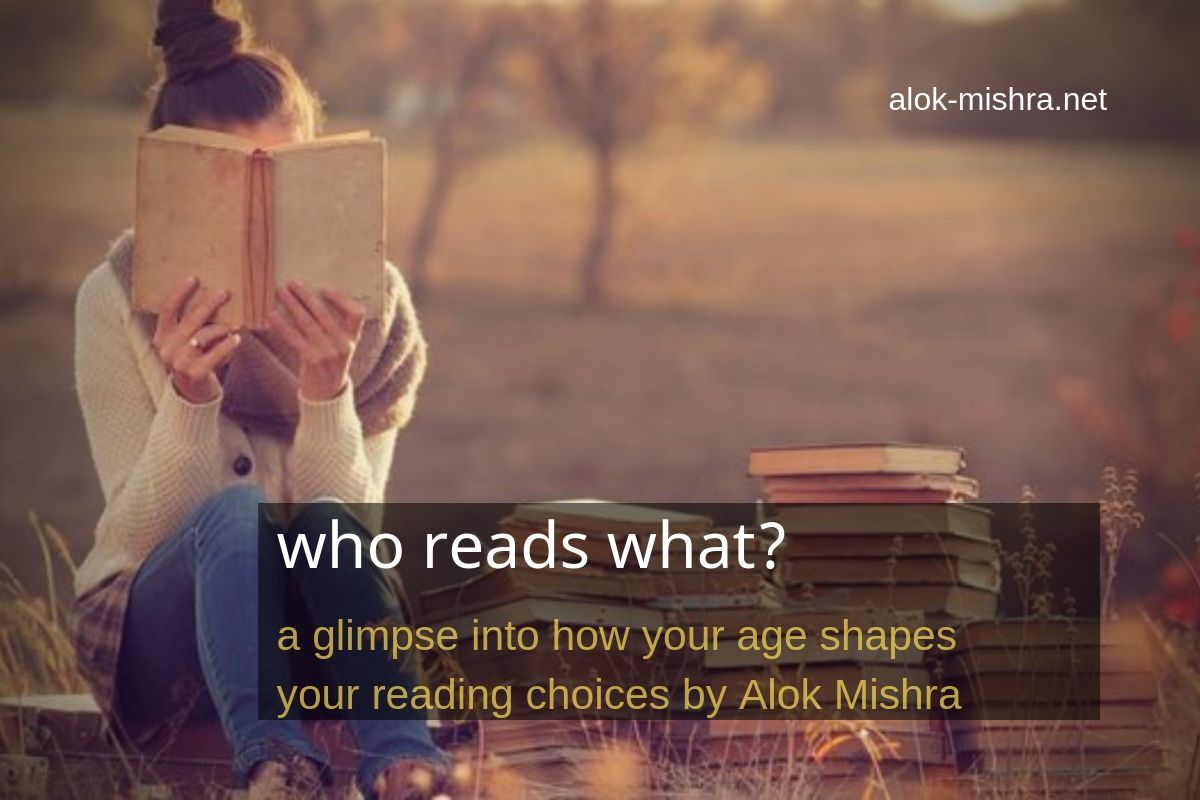 Age Group Reading Choice Readers India