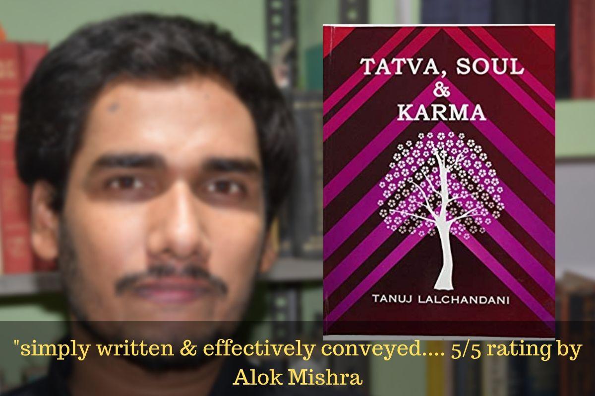 Tatva, Soul & Karma Book Review Tanuj Lalchandani
