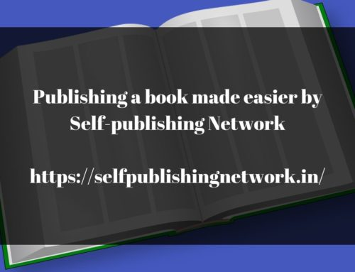 Join this self-publishing network and get your book published easily!