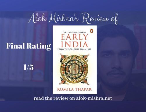 History of Early India – Romila Thapar – Book Review