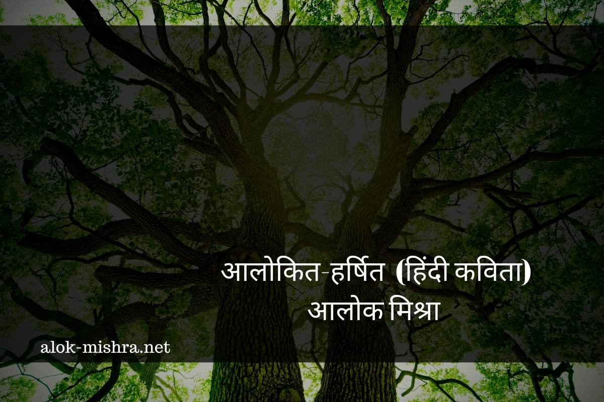Hindi Poem Alok Mishra